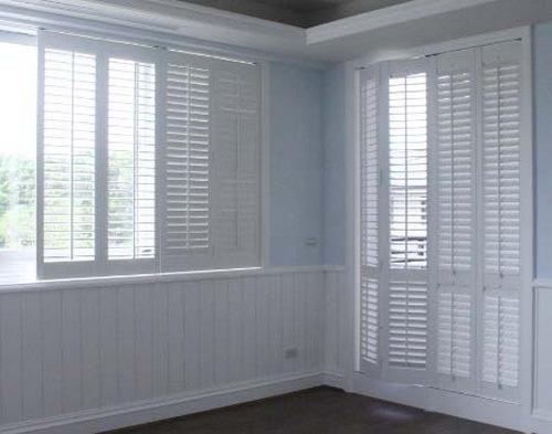 實木百葉窗、椴木百葉窗、實木百葉、木百葉窗、百葉門窗,喬園貿易